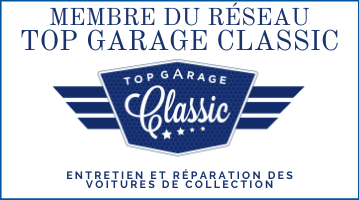 GARAGE SALMON - Top Garage Classic
